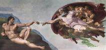Фотоальбом «Сотворение Адама»