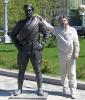 Фотоальбом «Товарищ Сухов на набережной Волги в Самаре»