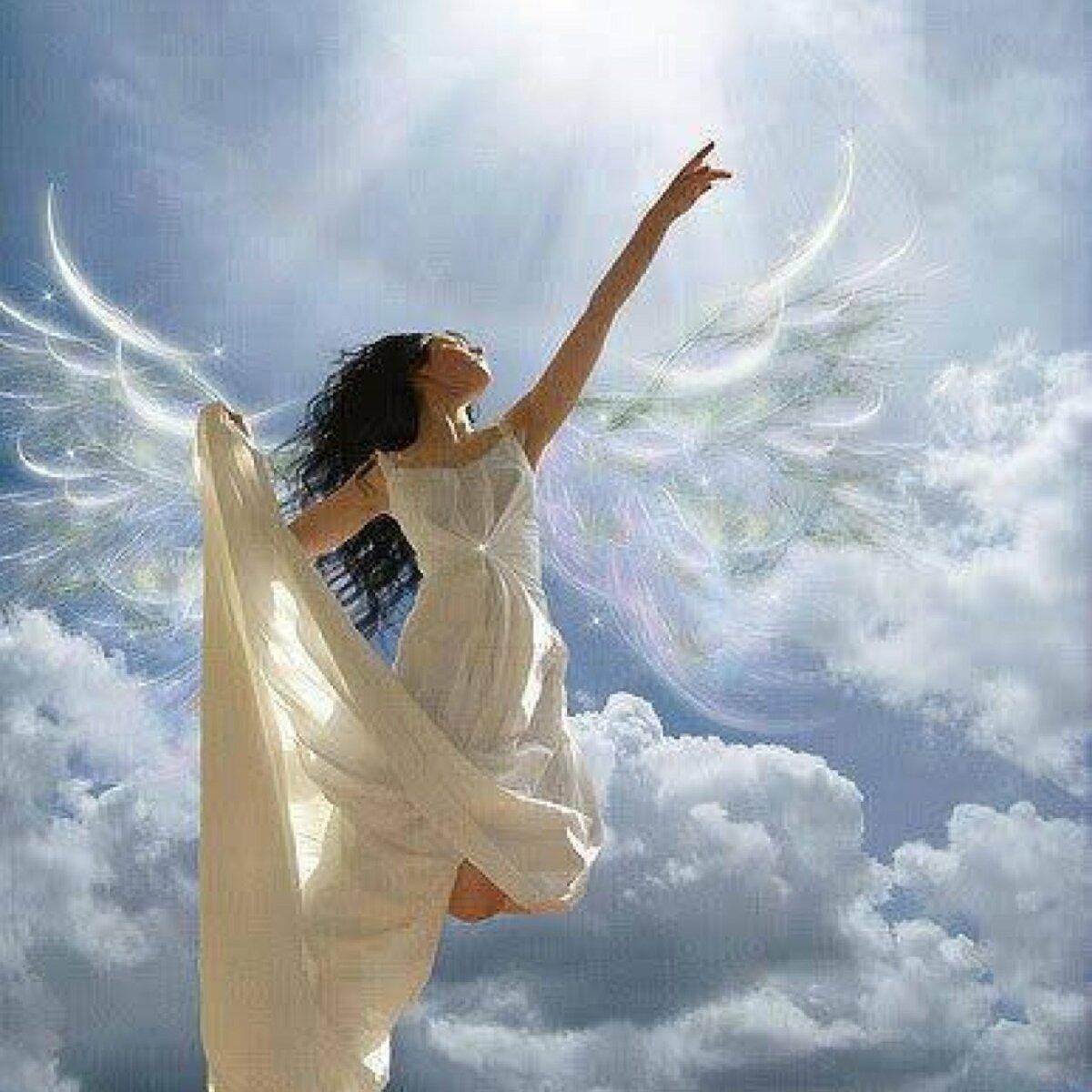 ты в небе летал картинки удивительный красивый