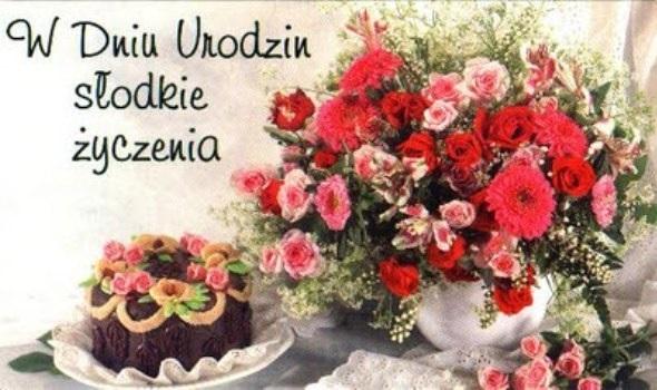 польские открытки с днем рождения солисткой такого престижного