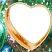 Золотое сердце Подарок от автора Чугунова Лариса