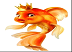 Золотая рыбка Подарок от автора Марина Струкова