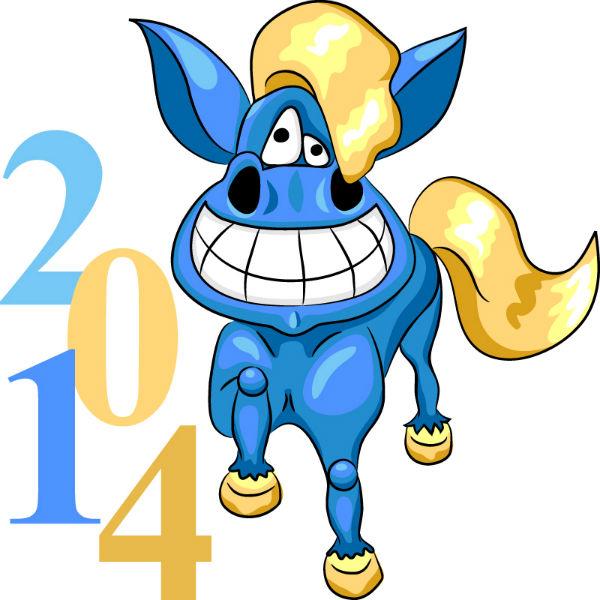С Новым Иго-Годом!