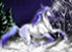 Зимний единорог Подарок от автора Михаил Блинов
