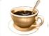 Чашечка кофе Подарок от автора Ирина Луцкая