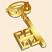 Золотой ключик Подарок от автора olga safarova