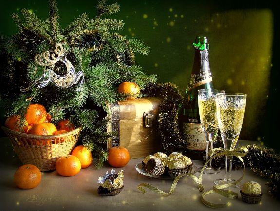Волшебного Нового года!..