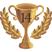 Произведение «Аист на крыше.» заняло 3 - место на конкурсе 08.12.2015